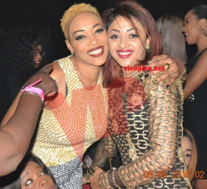 Fatou Fall Ballago retrouve sa belle soeur Sokhna Aidara Seck.