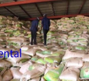 Drame à Mbao : Le mur du hangar où était stocké le riz impropre à la consommation saisi s'affaisse et fait un mort et quatre blessés
