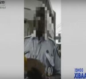 Le policier corrompu est en garde à vue au Camp Abdou Diassé