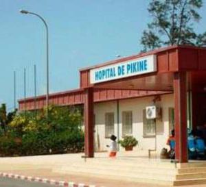 Chaude matinée à l'hôpital de Pikine : Une manifestation pacifique des agents de la structure vire à l'affrontement avec la police