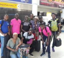 Un accueil chaleureux à Pape Diouf ce mardi 16 août à 16h à l'aéroport LSS de Dakar avec ses 04 awards.
