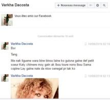 Les 10 mensonges de Varkha Dacosta sur Aichana Aidara et Ibou Touré