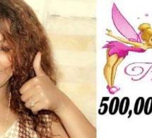 le clip « Wuyuma » atteint 500.000 vues en moins de 10 jours: Viviane remercie ses fans