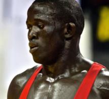 JO Rio 2016-Lutte: Adama Diatta arrache sa qualification pour les 8e de finale