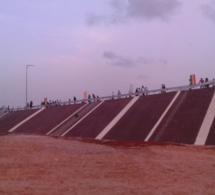 Grand-Yoff: «Le Pont de l'émergence» enclave les habitants du quartier de la Cité Millionnaire