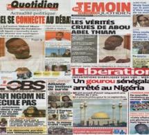 """Affaire de l'inteview de Abou Abel Thiam : """"Le Quotidien"""" rejette la sanction du Cored et se défoule sur les juges du Tribunal"""