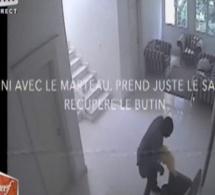 Un homme filmé entrain de cambrioler une maison et emporte de l'or d'une valeur de 7 millions FCFA