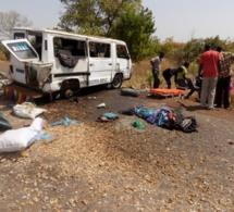 Accident à Ngaye Mékhé fait un mort et plusieurs blessés