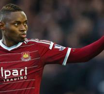 West Ham: l'attaquant sénégalais, Diafra Sakho is back