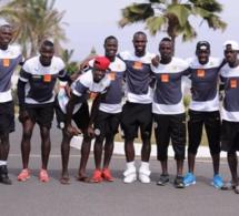 Afrique du Sud – Sénégal le 12 novembre : Les Lions se regrouperont à Paris