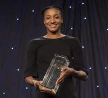 La Sénégalo-belge, Nafissatou Thiam remporte le trophée « Rising star » de l'athlète européen