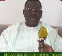 Vidéo exclusive : Cheikh Bethio Thioune réitère ses excuses aux Mbacké Mbacké et précise