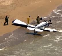 Crash d'un aéronef : Ngaparou a frôlé le pire !