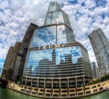 Liste des plus hauts gratte-ciel de Donald Trump