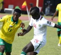 Le match Afrique du Sud vs Senegal  ( 2-1)