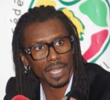 """Aliou Cissé (sélectionneur du Sénégal): """"Tout n'est pas de la faute de l'arbitre"""""""