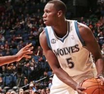 Joueurs les plus performants en NBA: Gorgui Dieng devant tony Parker