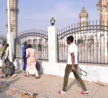 Vidéo - Magal 2016 : Serigne Cheikh Sidy Mokhtar Mbacké, après la prière du vendredi