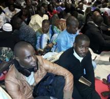 La diaspora Sénégalaise de Paris célèbre aussi le Magal de TOUBA.