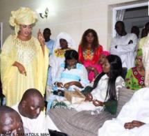 Cheikh Bétho Thioune a encore célébré des mariages à l'occasion du Magal. Regardez !