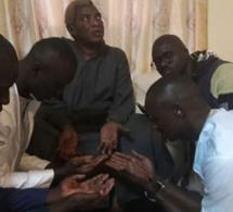 Le magal de l'ex capitaine des lions Papis Demba Cissé chez Serigne Abdou Karim à Ndindy.