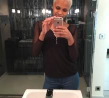 selfie parfait de Marie Louise Diaw
