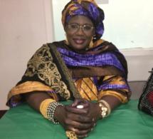 Mame Maty Diouf, la porte parole du Dahira Mame Diarra de New York