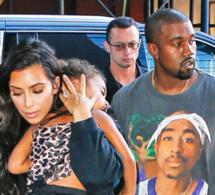 Kim Kardashian ne veut plus que ses enfants voient Kanye West
