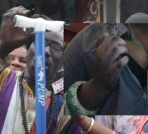 Vidéo Insolite: Un homme qui pompe les seins des femmes au marché central de Thies