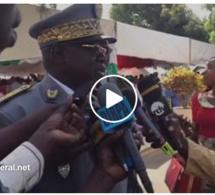 """Général Cheikh Guèye nouveau CEMGA : """"Travaillons main dans la main pour une sécurité sans faille au Sénégal'"""
