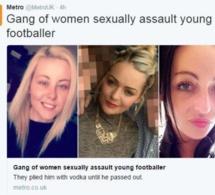 Piégé et violé... par un gang de filles