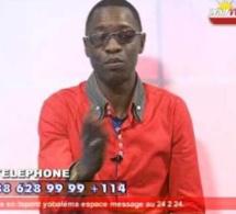 VIDÉO :Thiamas fait ses adieux, balance son numéro de téléphone et fait un clin d'oeil à Youssou Ndour