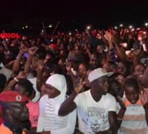 Grand Bal de Youssou Ndour du 1er Janvier # Marée humaine au Cices