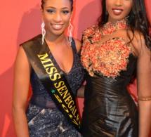 Mayra l'ex miss Sénégal France 2015 en compagnie de Fatou Mbaye miss Sénégal France 2017