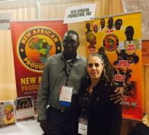 APAP New York 2017: La compagnie NEW AFRICAN PRODUCTION de Birane Sarr représente la culture Africaine.