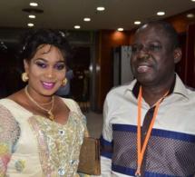 Mamy Deme et Cheikh du groupe de folk Pape et Cheikh: un couple en béton