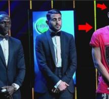 Ballon d'or africain: Pierre-Emerick Aubameyang a debarqué à la cérémonie de la remise des prix sans tenue officielle, la Lufthansa a perdu ses baggages