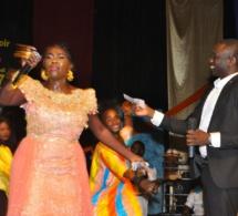En images Ndiolé Fait vibré le Théâtre national Daniel Sorano avec ses Guest star.