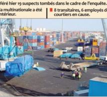 Mafia à la Dubaï Port World : 8 transitaires célèbres alpagués par la DIC