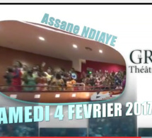 LE 04 FEVRIER: LE RETOUR DU LION AU GRAND THEATRE APRES LA TOURNEE EUROPEENNE. REGARDEZ