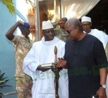 Rencontre de 2 heures : ce que Jammeh a dit à la délégation de la CEDEAO