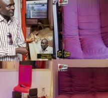 Vidéo – Extrait du dernier album de Ablaye Mbaye en studio:  »Li moy adouna » il chantait la mort. Regardez