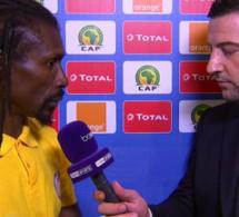 VIDEO Can2017: Victoire du Sénégal: La réaction à chaud d' Aliou Cissé…Regardez