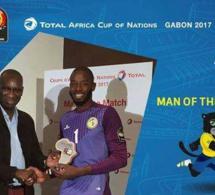 [CAN 2017] Abdoulaye Diallo, homme du match! TUN/SEN
