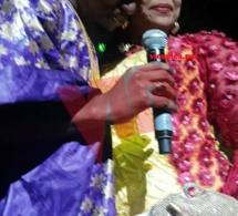 Voici l'épouse de Ousmane Seck, Ndeye Sokhna Sene la mère de Ma Ndiaye au grand théâtre.