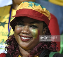Tunisie vs Sénégal, les plus belles images,que vous n'avez pas vu