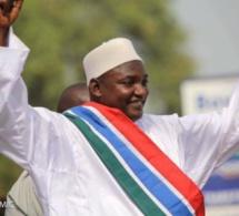 Urgent -Adama Barrow annonce son investiture en Gambie ce 19 janvier ainsi que la formation d'un gouvernement
