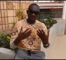 Vidéo – Pape Diouf redoutable et dynamique, envoie un message fort au peuple gambien et prie… !