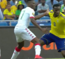 CAN 2017: Bilan du Match Gabon vs Burkina Faso (1-1)
