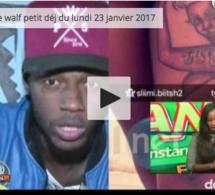 Vidéo: Infos people Walf Petit déj du lundi 23 janvier 2017.